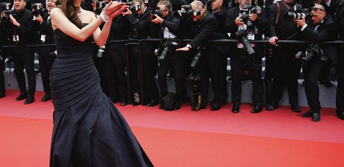 فرانس: ماہرہ خان کے کینز فلم فیسٹیول میں جلوے