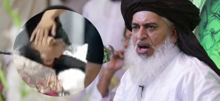 احسن اقبال پر حملہ سیکیورٹی اداروں کی ناکامی، مولانا خادم حسین کی مذمت