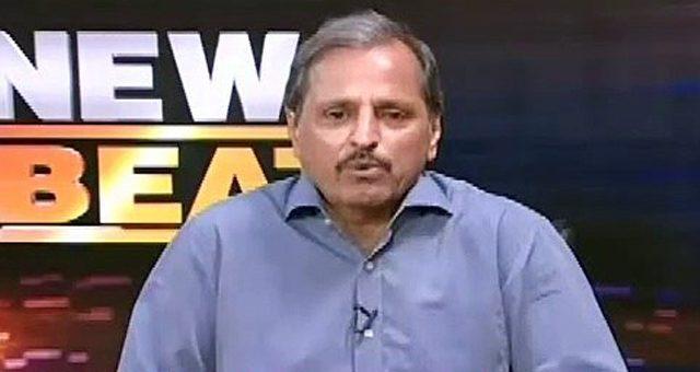 میاں صاحب نے جاتی امرا پر خود ایک ڈرون حملہ کیا ہے: مظہر عباس