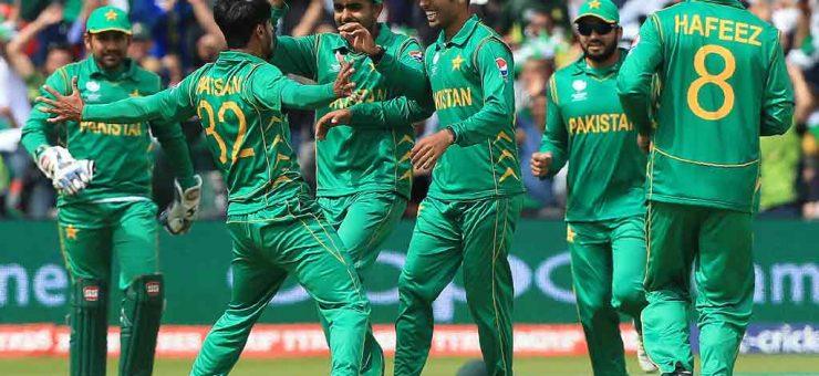 آئی سی سی T20 رینکنگ، پاکستان کا پہلی پوزیشن پر قبضہ برقرار