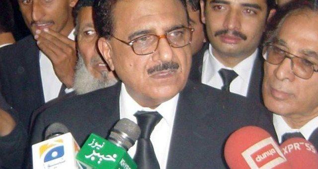 جسٹس (ر) دوست محمد خیبرپختونخوا کے نگران وزیراعلیٰ مقرر