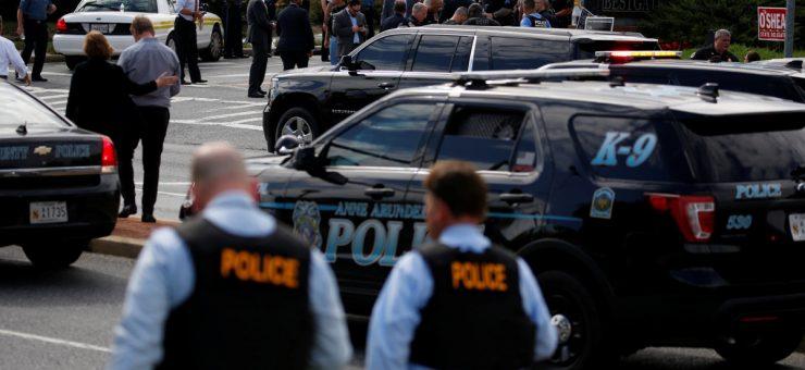 امریکی اخبار کے دفتر پر حملہ، 5 ہلاک متعدد زخمی