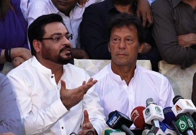 عامر لیاقت کو گرین سگنل، عمران خان نے الیکشن ٹکٹ دے دیا