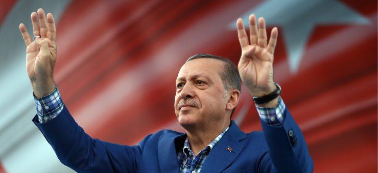 طیب اردوان بھاری اکثریت سے دوبارہ ترکی کے صدر منتخب