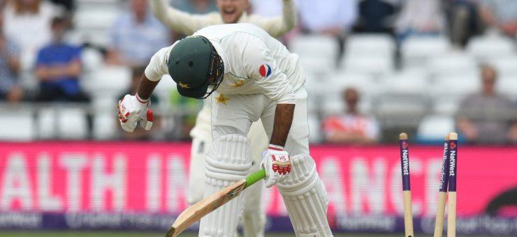 لیڈز ٹیسٹ: پاکستان کو انگلینڈ کے ہاتھوں عبرتناک شکست