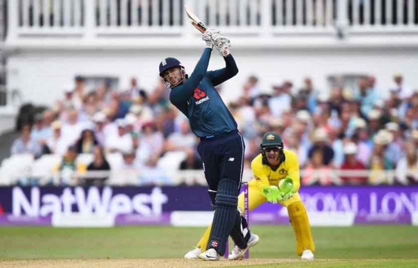 ون ڈے کرکٹ میں 481 رنز، انگلینڈ نے آسٹریلیا کے خلاف ورلڈ ریکارڈ بنا ڈالا