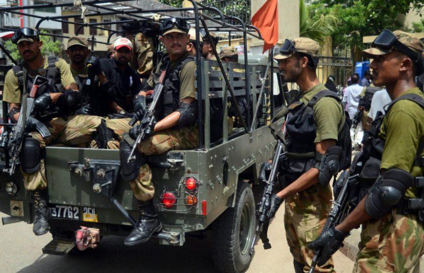 سیکیورٹی فورسز کی کاروائی، سانحہ مستونگ کا ماسٹر مائنڈ ہلاک