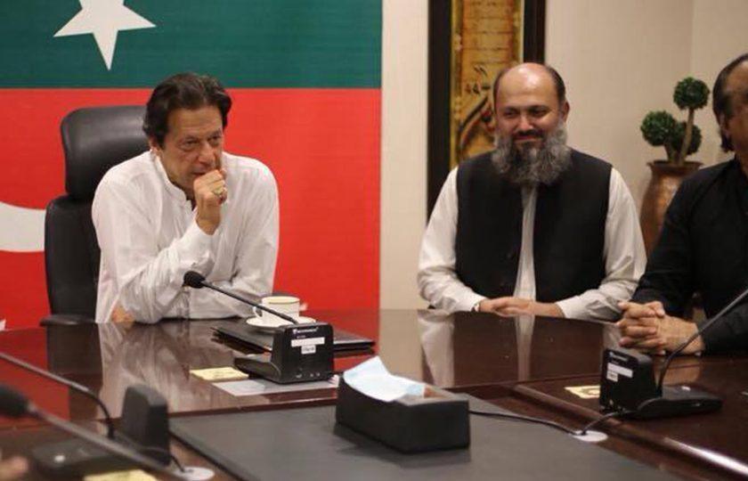 وفاق میں تحریک انصاف کی بڑی کامیابی، بلوچستان عوامی پارٹی کا غیر مشروط حمایت کا اعلان