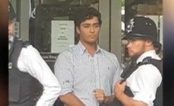 لندن میں بدمعاشی مہنگی پڑ گئی، مظاہرین پر تشدد، مریم نواز کا بیٹا جنید گرفتار