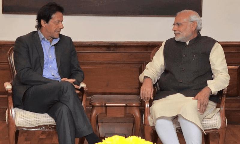 بھارتی وزیراعظم مودی کا عمران خان کو فون، جیتنے پر مبارک دی