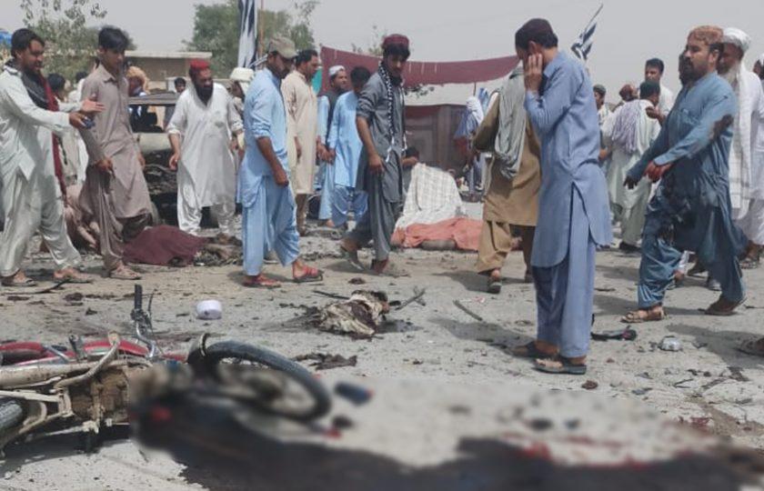 کوئٹہ ایک بار پھر لہو لہو، خودکش حملے میں 31 افراد شہید