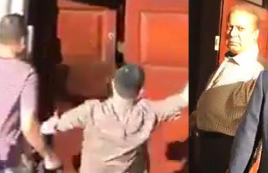 لندن میں نوازشریف کے گھر پر حملہ، دروازہ توڑنے کی کوشش
