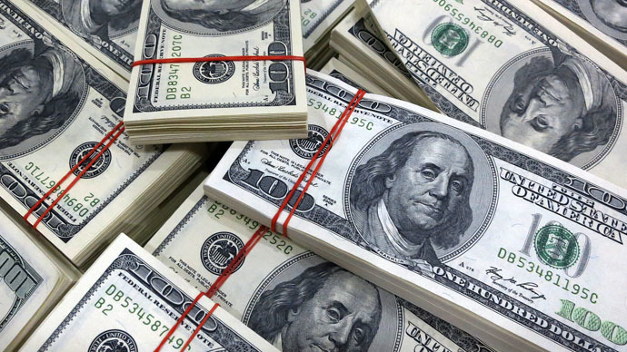 امریکی ڈالر کی اونچی اڑان، تاریخ میں پہلی بار 127 روپے کا ہو گیا