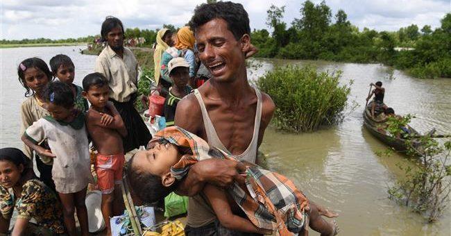 میانمار کی فوج نے روہنگیا مسلمانوں کا اجتماعی قتل عام کیا: اقوام متحدہ