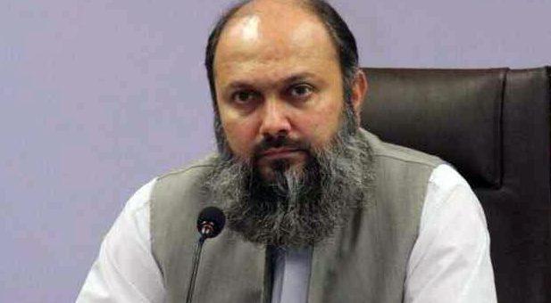 جام کمال نے وزیراعلیٰ بلوچستان کا حلف اٹھا لیا