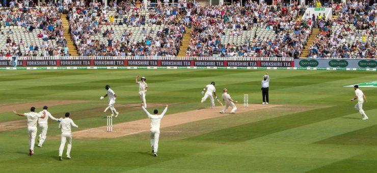 ایجبسٹن ٹیسٹ: انگلینڈ سےدلچسپ مقابلے کے بعد بھارت کو 31 رنز سے شکست