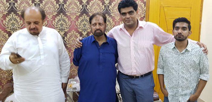 طاقت کا ناجائز استعمال، تحریک انصاف نے عمران شاہ کی رکنیت معطل کر دی