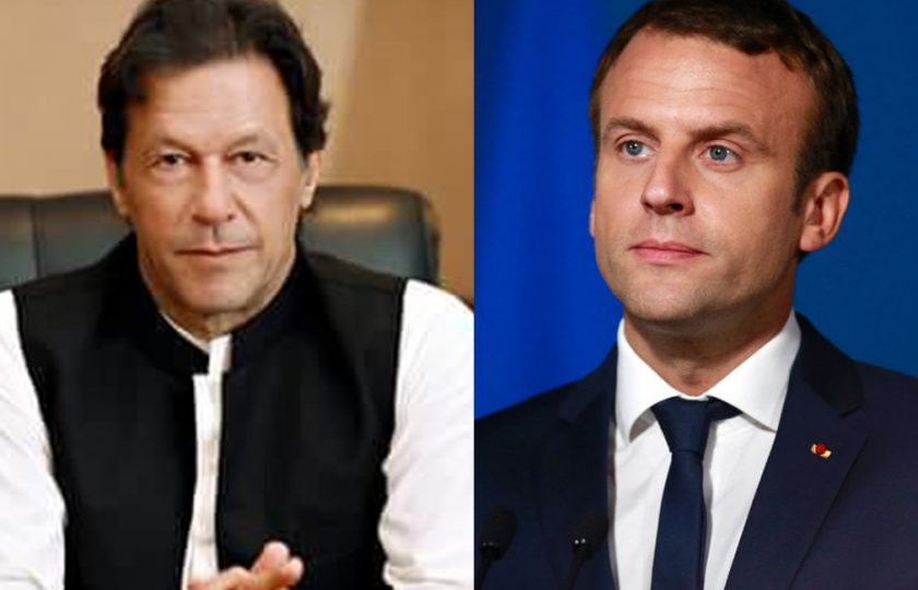میں مصروف ہوں 30 منٹ بعد کال کریں، وزیراعظم پاکستان کا فرانسیسی صدر کو جواب