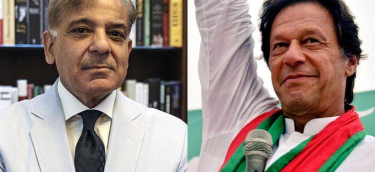 کس کے سر سجے گا وزارت اعظمیٰ کا تاج، عمران خان اور شہباز شریف کے درمیان آج مقابلہ