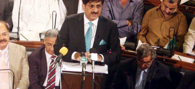 مراد علی شاہ دوسری اننگز کھیلنے کو تیار، ایک بار پھر وزیراعلی سندھ منتخب