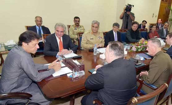 امریکا کے ساتھ اعتماد اور احترام کا مضبوط تعلق بنانا چاہتا ہے: وزیراعظم