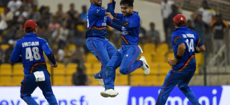 ایشیا کپ 2018: افغانستان کا بڑا اپ سیٹ، سری لنکا کو 91 رنز شکست، ایونٹ سے باہر