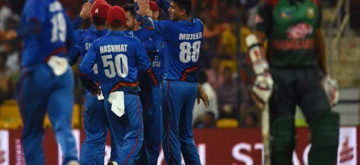 ایشیا کپ 2018: افغانستان نے بنگلہ دیش کو 136 سے دھول چٹا دی