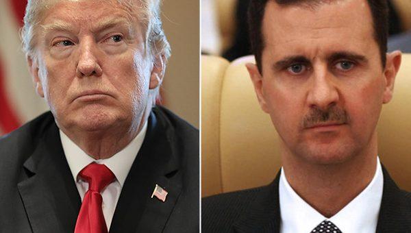 ٹرمپ شامی صدر بشارالاسد کو قتل کروانا چاہتا تھا، امریکی صحافی کا انکشاف