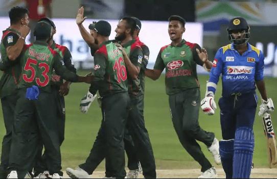 ایشیا کپ 2018: سری لنکا کو بنگلہ دیش کے ہاتھوں عبرتناک شکست