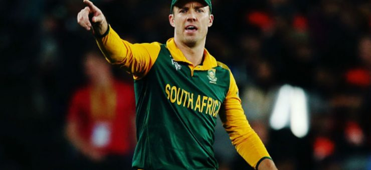 مایہ ناز جنوبی افریقی کھلاڑی اے بی ڈویلئیرز پی ایس ایل میں کھیلنے کو تیار