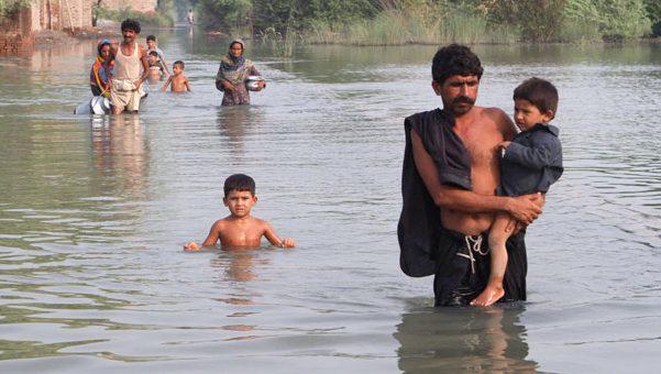 بھارت نے پانی چھوڑ دیا، راوی، ستلج اور چناب میں خطرناک سیلاب