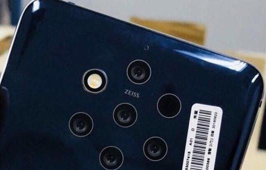 نوکیا نے 5 کیمروں والا سمارٹ فون متعارف کروا دیا