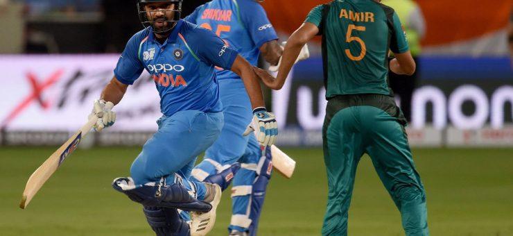 یکطرفہ مقابلے کے بعد بھارت نے پاکستان کو 8 وکٹوں سے شرمناک شکست دے دی