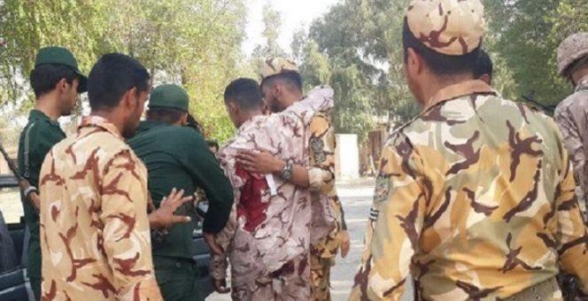 ایران میں فوجی پریڈ کے دوران حملہ، کئی فوجی ہلاک و زخمی