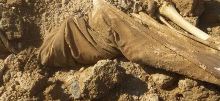 میکسیکو میں 166 افراد کی اجتماعی قبر دریافت، سمگلروں کی جانب سے قتل کا خدشہ