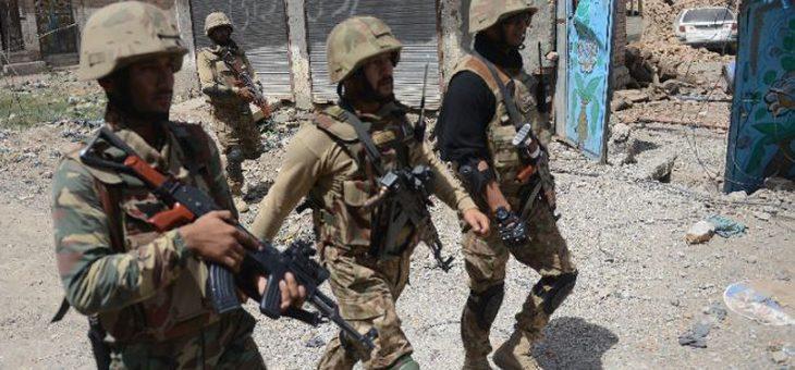 شمالی وزیرستان: آپریشن کے دوران کیپٹن سمیت 7 فوجی جوان شہید، 9 دہشتگرد ہلاک