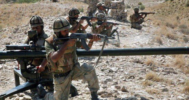آواران میں سیکیورٹی فورسز کا آپریشن، 4 دہشت گرد ہلاک، ایک جوان شہید
