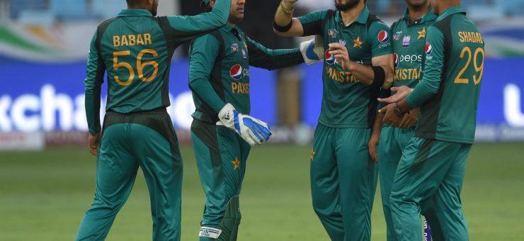 ایشیا کپ 2018: پاکستان نے ہانگ کانگ کو ہرا کر فتح کا کھاتہ کھول لیا
