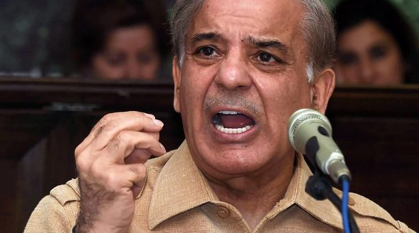 عمران خان وعدہ پورا کریں ورنہ پارلیمانی کارروائی چلنے نہیں دیں گے: شہباز شریف