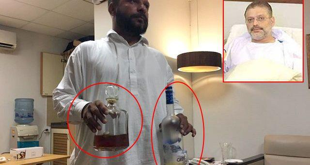 بوتلوں میں شراب نہیں شہد اور زیتون کا تیل تھا، ڈرائیور، شرجیل میمن جیل منتقل