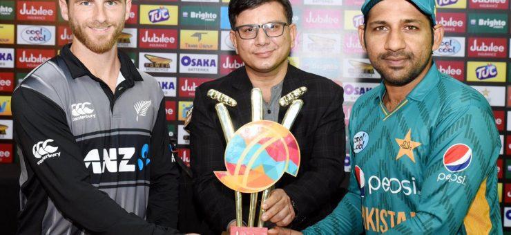 پاکستان بمقابلہ نیوزی لینڈ، پہلا ٹی ٹونٹی آج ابوظہبی میں ہو گا