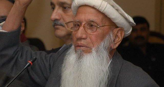ہزارہ صوبہ تحریک کے قائد بابا حیدر زمان جہان فانی سے کوچ کرگئے