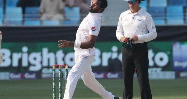 دبئی ٹیسٹ: بلال اور عباس کی گھومتی گیندوں کے آگے آسٹریلوی بے بس، پاکستان کو 370 رنز کی برتری