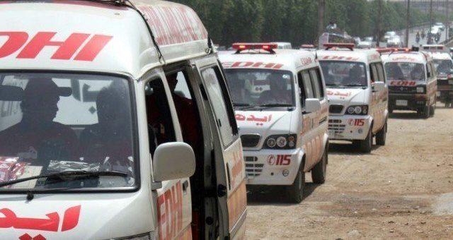 سکھر: گھر کی دیوار گرنے سے 8 بچے جاں بحق
