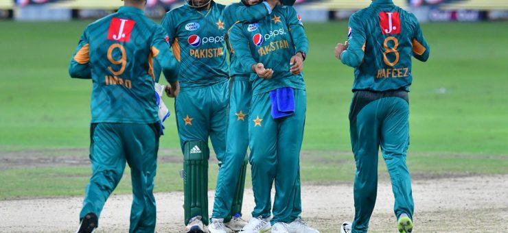 پاکستان کا آسٹریلیا کے خلاف پہلی مرتبہ کلین سویپ