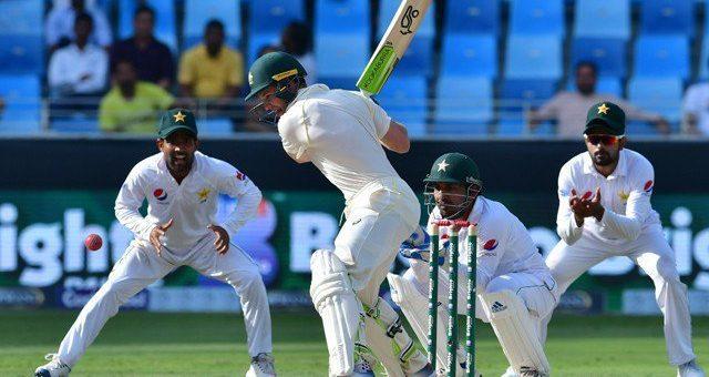 آسٹریلیا نے فتح پاکستان کے جبڑے سے چھین لی، دبئی ٹیسٹ ڈرا