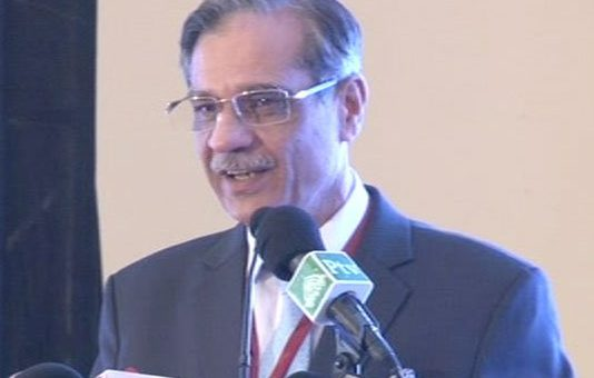 پہلی بار محسوس ہو رہا ہے کہ پاکستان ترقی کر رہا ہے: چیف جسٹس پاکستان