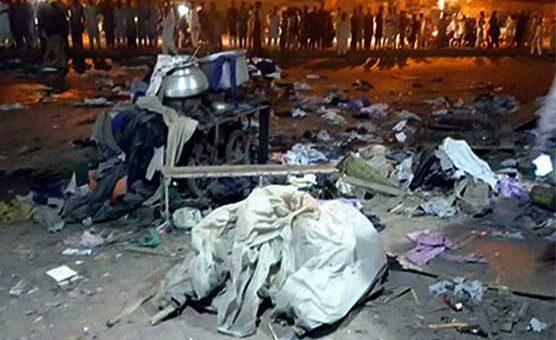 کراچی میں دھماکہ، 2 افراد جاں بحق 11 زخمی