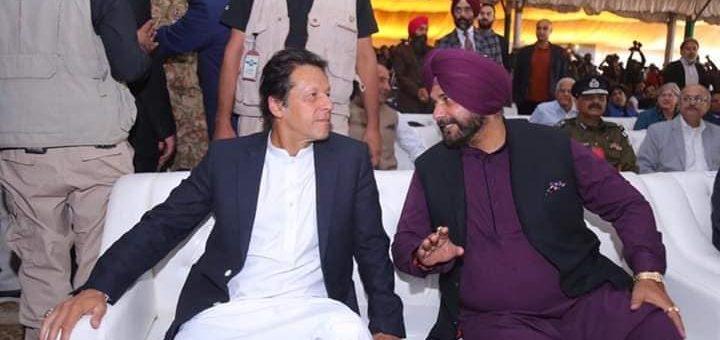 بھارت دوستی کا ایک قدم بڑھائے ہم دو قدم بڑھائیں گے، عمران خان کا کرتارپور راہداری کی افتتاحی تقریب سے خطاب