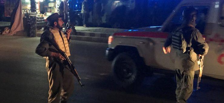 عید میلادالنبیﷺ کی تقریب میں خودکش دھماکہ، 50افراد جاں بحق